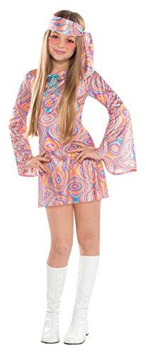 Disco Diva Child Costume - Large