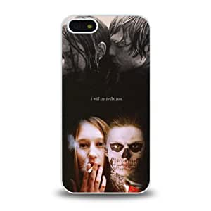 iPhone 6 4.7 6 4.7 case protective skin cover with American Horror Story poster design #1