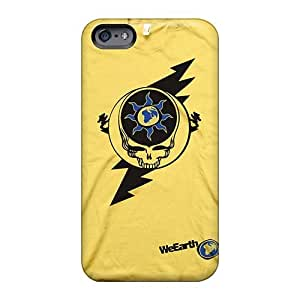 Shock Absorption Hard Cell-phone Cases For Apple Iphone 6 With Unique Design Beautiful Grateful Dead Pictures JohnPrimeauMaurice