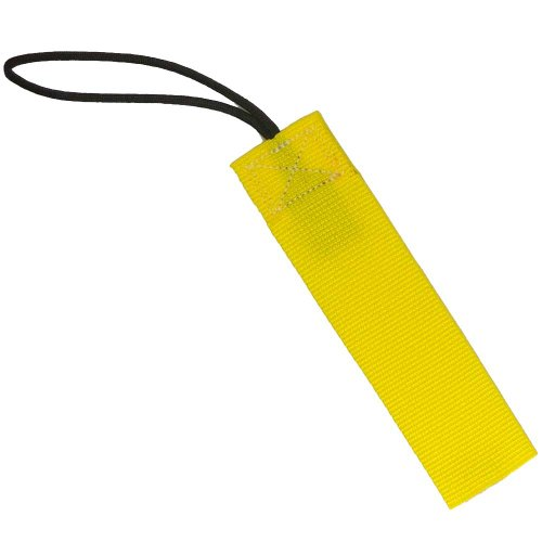 Tac Shield 2-Inch Wide Stealth Gear Tag (2-Pack), Yellow