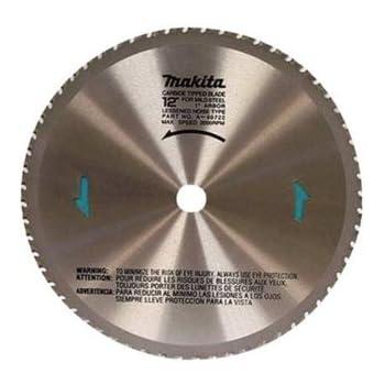 12 inch saw blade. makita a-90532 12-inch 60-teeth dry ferrous metal cutting saw blade 12 inch 0