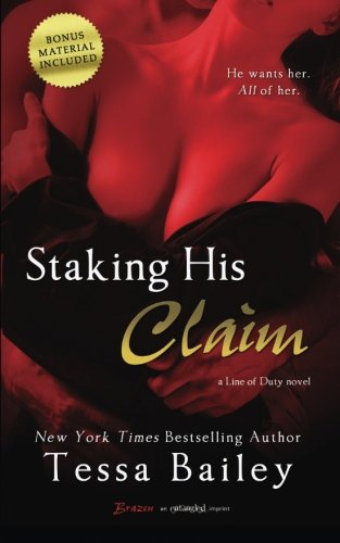 Download Staking His Claim (Line of Duty) pdf epub