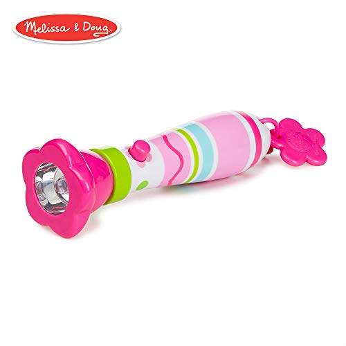 Melissa & Doug Sunny Patch Pretty Petals Flower Flashlight for ()