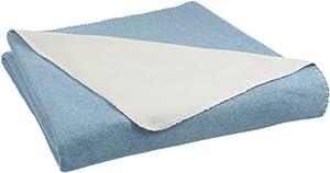 AmazonBasics Reversible Fleece Blanket from AmazonBasics
