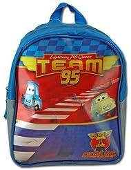 Disney Pixar Cars 11 Toddler Lanticular 3D Backpack McQueen Team 95