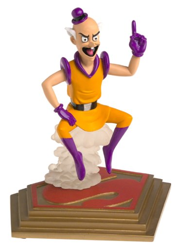 DC Comics DC Direct Superman Mr. Mxyzptlk Limited Edition Hand Painted Cold-Cast Porcelain -