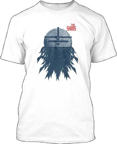 The Shins Mask Collage T-Shirt