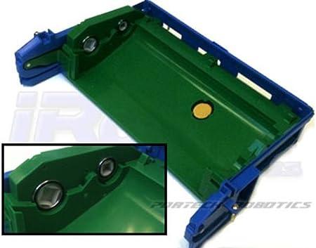 iRobot Roomba GREEN Brush Module Deck with Gears Dirt Detect /& Motor 500 serie