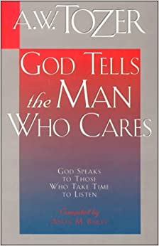 Book God Tells the Man Who Cares