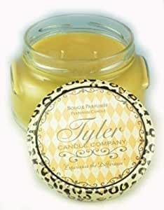 CONNOISSEUR Tyler 11 oz Medium Scented 2-Wick Jar Candle by Tyler