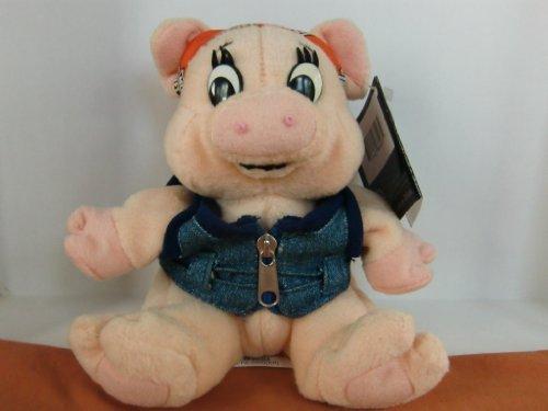 Harley-Davidson Bean Bag Plush Punky Hog