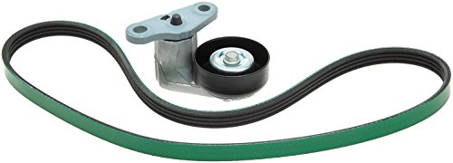 ACDelco ACK040378HD Professional Accessory Belt Drive System Tensioner Kit with Belt and Tensioner ()