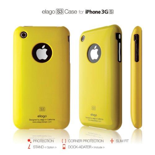 elago Case iPhone Sport Yellow