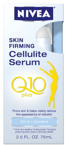 Peau Nivea Good-bye Cellulite Sérum raffermissant avec Q10, 2.5-Ounce Tube