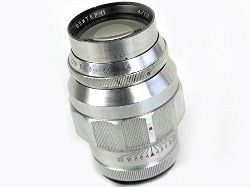 JUPITER-11 135mm/f4 M42マウント改造