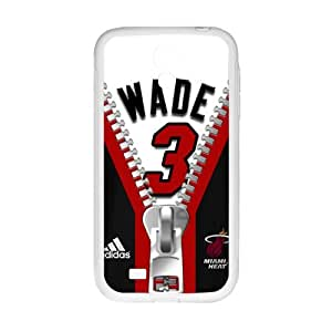 New Style Wade 3 Zipper Design Plastic Case Cover For Samsung Galaxy S4