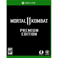 Mortal Kombat 11: Premium Edition - Steelbook Xbox One