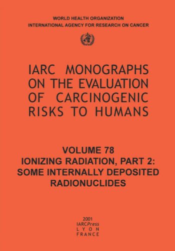 Pdf Medical Books Ionizing Radiation: Part II: Some Internally Deposited Radionuclides (Medicine)