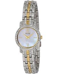 Citizen Women's EX1244-51D Eco-Drive Watch with Swarovski Crystals