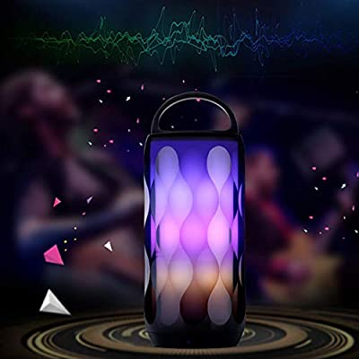 Iluminación Infantil Nocturna LED Bluetooth Altavoz RGB Noche Luz ...