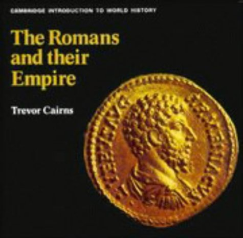 An introduction to the history of romans and their roman empire
