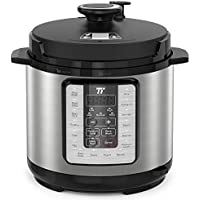 TaoTronics 10-in-1 Multi-Use Programmable Electric Pressure Cooker
