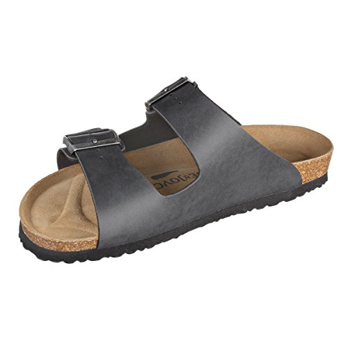 London Grey Soft Normal N SynSoft JOYCE JOE Sandals Footbed BwqA4vE