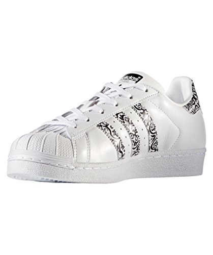 White W Fitness Shoes Negbas adidas Ftwbla Ftwbla Superstar Women's 7qWXP