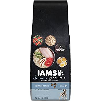 Iams Sensitive Naturals Dog Food Amazon