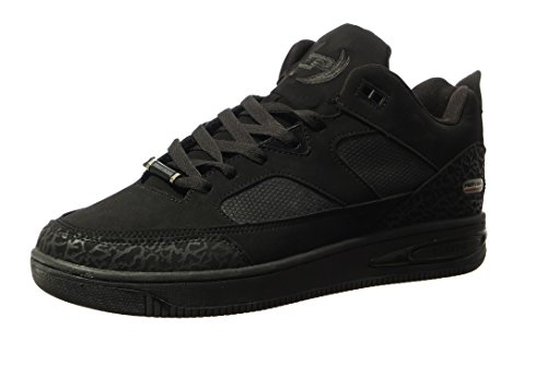 Cromo Sneakers Farm Nero Mono Morris Alte Phat Uomo zzxrq0Z