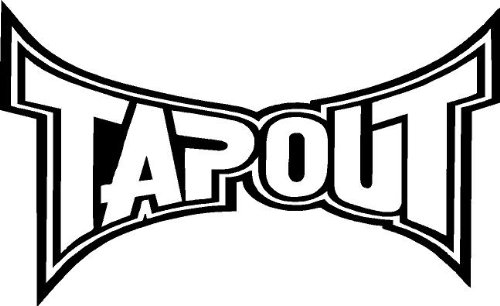 (Global Graffix Tapout wall or auto decal sticker home décor 9