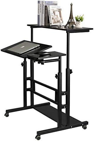 Best home office desk: SIDUCAL Mobile Standing Desk