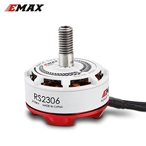 Fiaya EMAX RS2306 2750KV 3-4S LiPo Edition Brushless Motor For Racing Drone Quadcopter by Fiaya