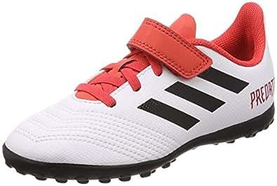 Adidas Predator Tango 18.3 TF, Botas de Fútbol para Hombre, Blanco (Ftwbla/Negbas/Correa 000), 42 2/3 EU adidas