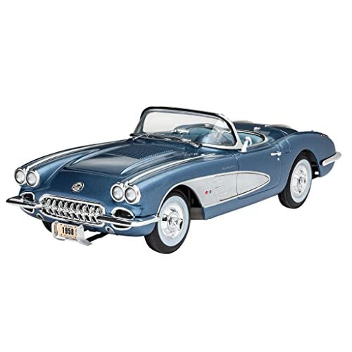 Revell - 07037 - Maquette Corvette Roadster 1958