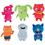 Amazon.com: Ugly Doll Classic Wage: Toys & Games