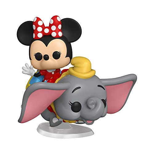 Funko Pop! Ride Disney 65th - Flyng Dumbo Ride con Minnie, figura de accion - 6