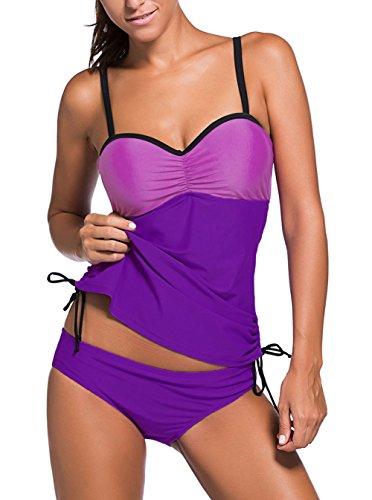 Purple 2 Piece Suit - 9