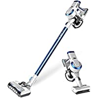 Tineco A10 Hero Cordless Vacuum Cleaner, Cordless Stick Vacuum with High Power Long Lasting. 2 in 1 Vacuum Cleaner, lightweight, Lithium Battery Rechargeable Detachable with High Power Digital Motor