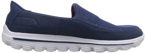nvgy Skechers Walk Homme Chaussures Sport 2 Bleu Go De 6TqWr68w