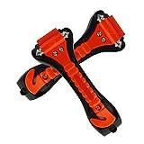 Gankarii YZM-012-UK Life Emergency Hammer for Car, Pack of 2