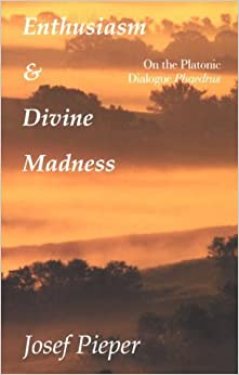 Enthusiasm And Divine Madness by Josef Pieper (1999-11-15)