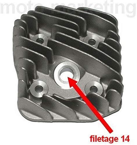 50 CC Cylindre Haut Moteur Piston Culasse KIT pour Peugeot Zenith ELYSEO TKR 50 Unbranded