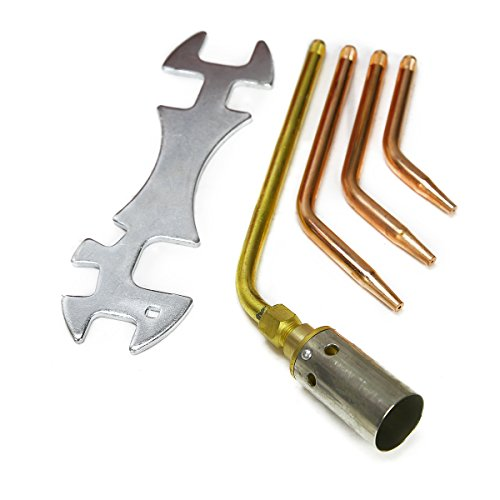 XtremepowerUS''Harris'' Type Oxy Acetylene Welding Cutting Torch Kit by XtremepowerUS (Image #3)