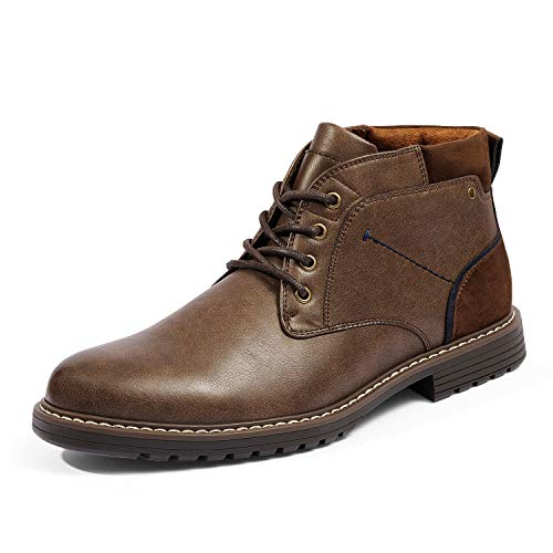 Bruno Marc Men's Chukka Dress Boots Casual Boot Shoes for Men