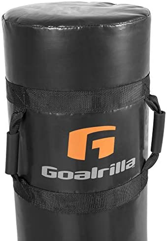 Goalrilla Durable Tackling Dummy With Heavy-Duty Handles For Football Contact Drills, Kickboxing, And More
