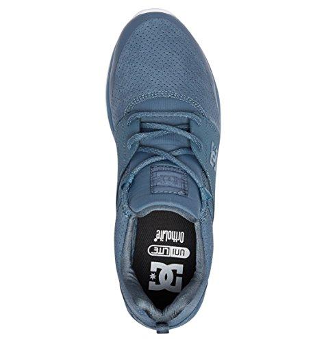 Heathrow Sneakers Shoe M Dc Presti Blue white Bleu Ashes Shoes Homme Basses 5wxnqOnFaU