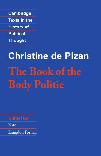 The Book of the Body Politic (Cambridge Texts in the History of Political Thought)