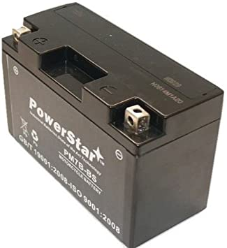 YT7BBS YT7B4 ULTRAMAX Motorcycle Battery YT7B-BS YT7B-4