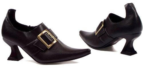 Hazel (Black) Adult Shoes, 10 (Hazel Black Adult Shoes)